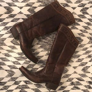 NWOT Ariat Brown Sahara Boot Size 9.5B